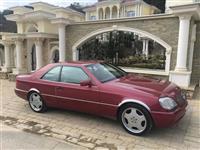 Mercedes S500 CL