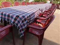 Tenda, tavolina, karrika, zerim meqera 044 687 506