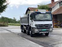 Mercedes-benz Actros 4141 4-aks