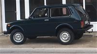Lada Niva 1.7 Benzin 2002