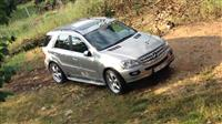 Mercedes-Benz Ml320 Full Extra AMG