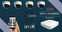 OFERTA 4 Kamera HD Te gjitha Paisjet 329 euro