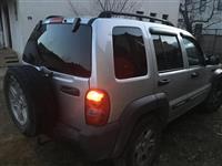 Jeep benzin+gaz