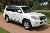 Selling 2013 Toyota Land Cruiser Base 4×4 4dr SUV