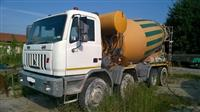 Mixer -betoniere- impiant betonjerk