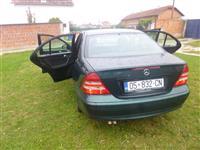 Shes Mercedes Benz C 220, viti 2006