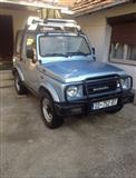 Suzuki SJ Samurai 4x4-1991