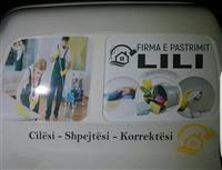 Kompani pastrimi Lili