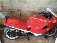 Ducati 900 kubik Ndrrim me Vetur motorr choper