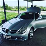 Mercedes SLK    (Cabiolet)