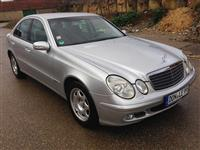Mercedes E klase 220 manual