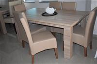 Tavoline me 6 karrika 149 euro