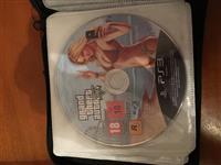 Cd GTA V PS3