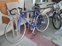 Shes bicikletat canyon  dhe stoke