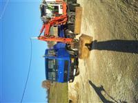 Bager O&K 6.5 ton