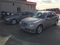 Shes 2 mercedesa 220 CDI 2004