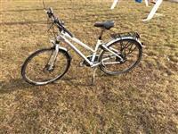 Bicikla te ardhura prej zvicrres