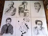Piktura dhe Vizatime me porosi