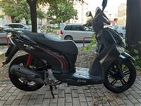 Sym HD2 125 cc