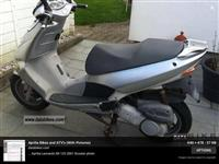 Shes Aprilla 125 cc