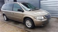pjes per chrysler grand voyager 2.8 crd 2007
