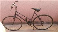 Bicikleta dhe fleksi