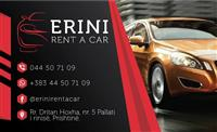 Rent a Car Erini  Tel +38344507109