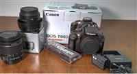 Canon 1100D kit ( 761 shkrepje ) + 50mm f/1.8