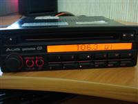 kasetofon audi gamma cd