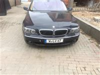 Bmw 745d face lift 2006
