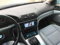 BMW 520 dizel /2001 /E 39 /   1 vit regjistrim