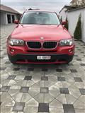 BMW X3 2.0D 2008 - FULL OPTIONE
