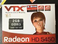 Shitet kartela grafike ATI Radeon HD 5450