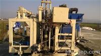 Makina per prodhimin e kubzave te betonit