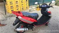 Motoqiklet Mondiall 50cc