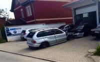 BMW X5 E53 Karoseria -01