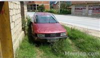 Audi 80 1.6 dizell - e aksidentuar