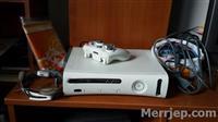 Shes Xbox 360 shume i mirembajtur dhe pak i perdor