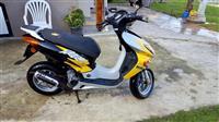 Honda 50 cc i Doganuar