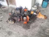 Bosh pompa dhe pompa hidraulike per eskavator