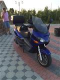 Shen motociklet piaggo