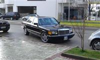 Mercedes Benz 300SE American