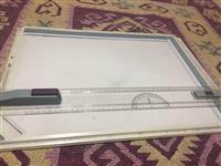Tabel vizatimi per arkitekturë,formati A3