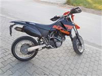 KTM 640 LC4 Smc